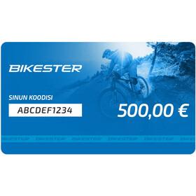 Bikester Lahjakortti, 500 €